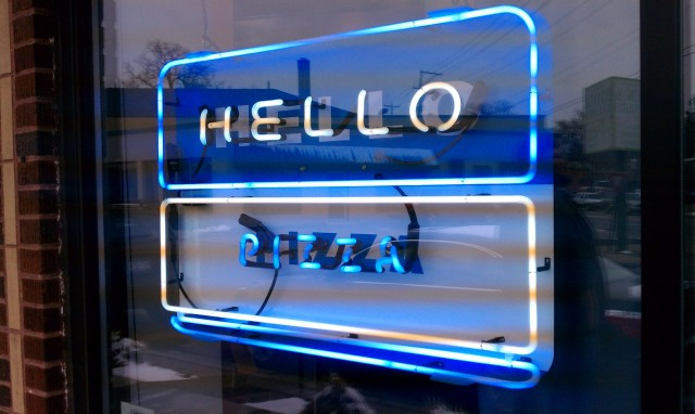 Hello Pizza - Exterior