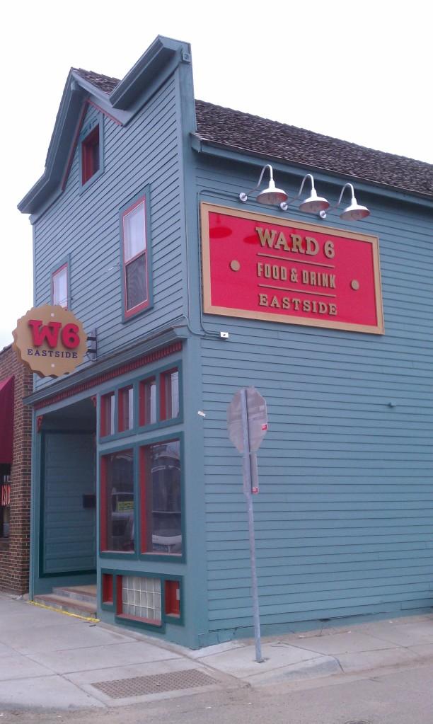 Ward 6 - Exterior