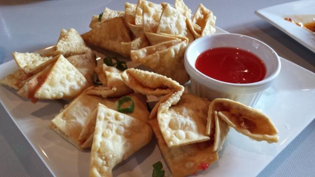 Cranberry Puffs